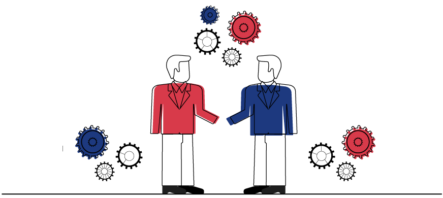 Sharing is Carrying Business Development