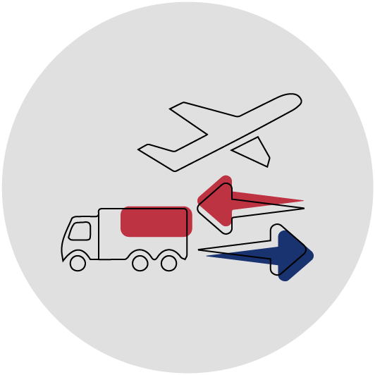 Sharing is Carrying Transfer The Cargo