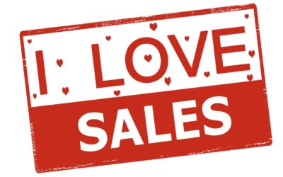 Succesfull sales is like a love relationship